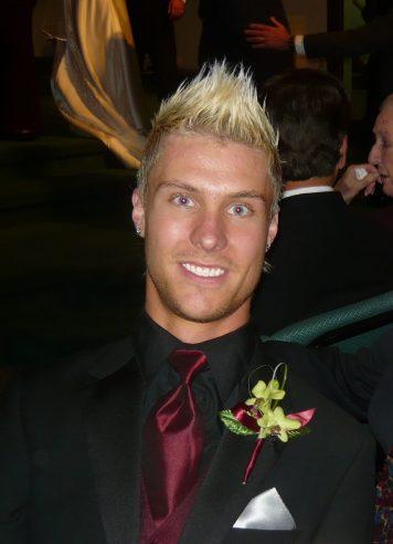 Hair Stylist Curt Sommer