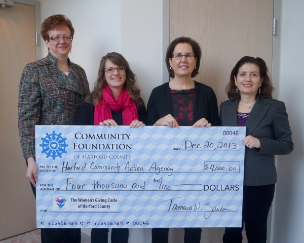 Women's Giving Circle of Harford County awards more than ...