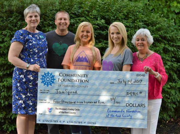 Women's Giving Circle of Harford County has awarded 15 ...