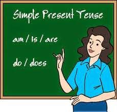 Simple Present Tense Terlengkap