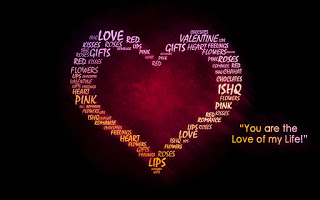 Love Quotes You are the love my life