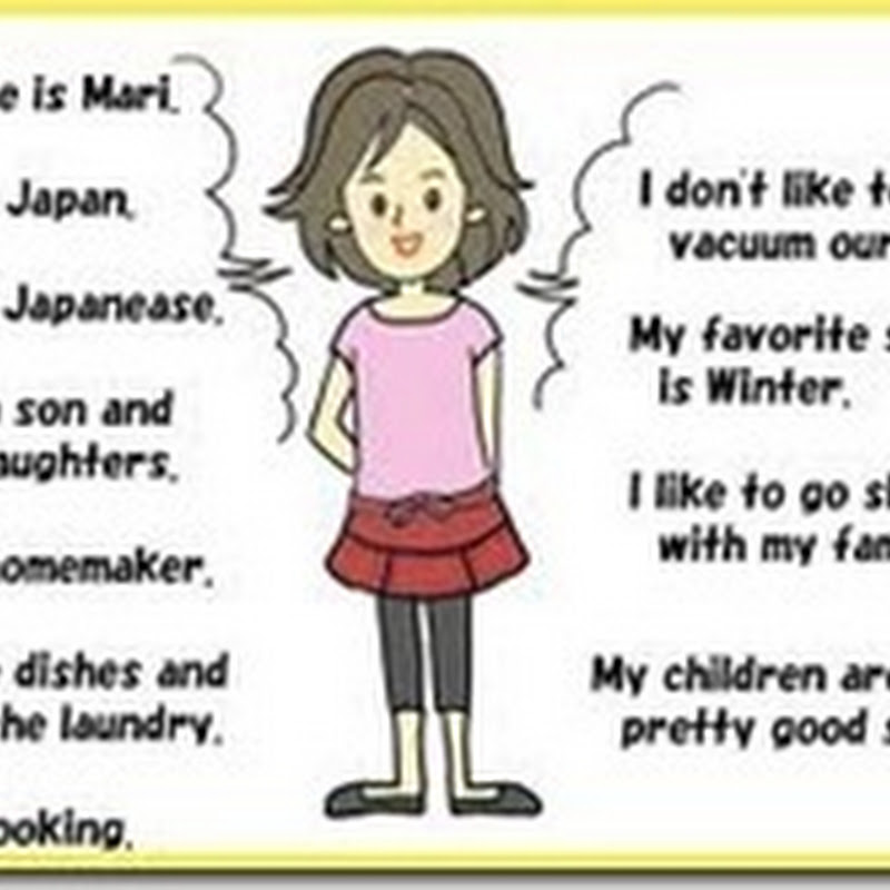 Contoh singkat perkenalkan diri dalam bahasa inggris