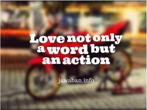 Gambar kata cinta untuk kekasih dalam bahasa inggris