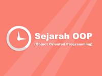 Sejarah Object Oriented Programming (OOP)