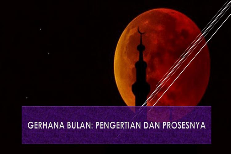 Gerhana Bulan: Pengertian dan Prosesnya