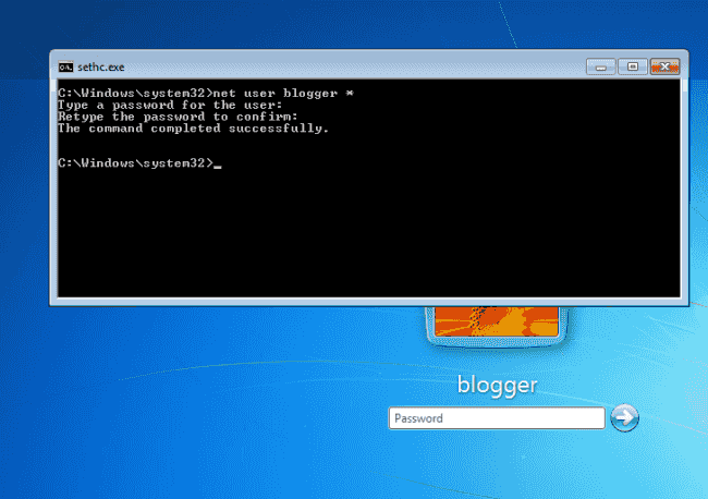 change-password-from-command-prompt