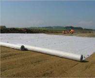 Kombinasi Bambu dan Geotekstil Untuk Meningkatkan Dukung Pondasi Dangkal pada Tanah Gambut
