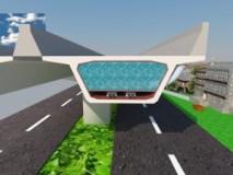 Pemanfaatan Box Girder pada fly over sebagai Bank Penampungan Air dalam Proses Harvest Rain guna Meningkatkan Pemasukan Air Bersih pada Daerah Perkotaan