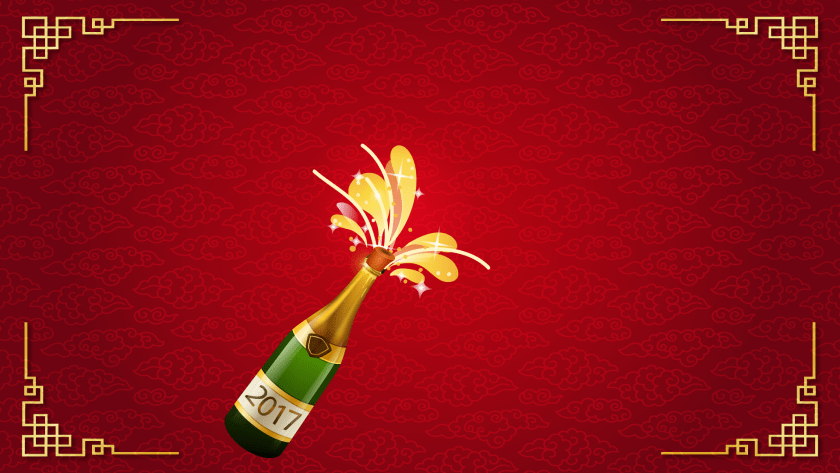 New Year-Champagn