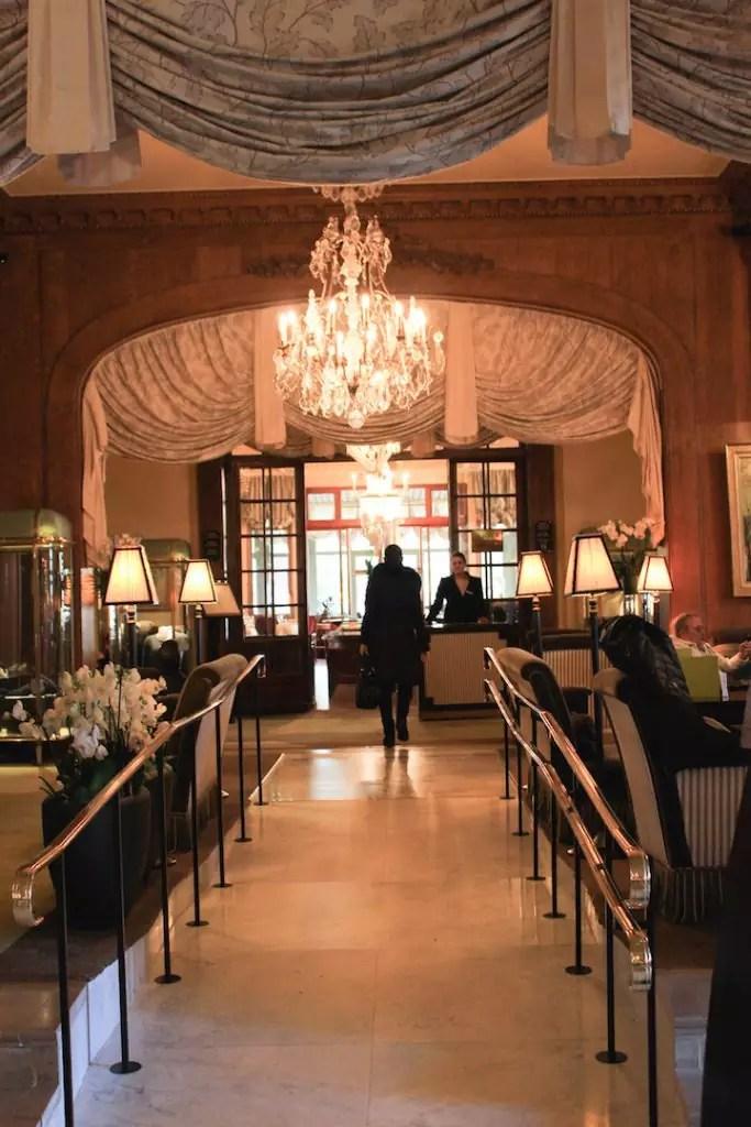 Hotel Normandy Trouville-Deauville
