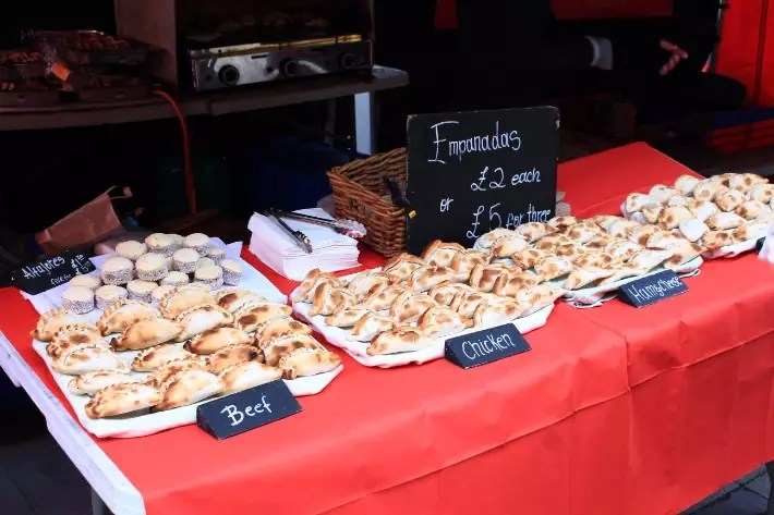 Portuguese Food, London, UK