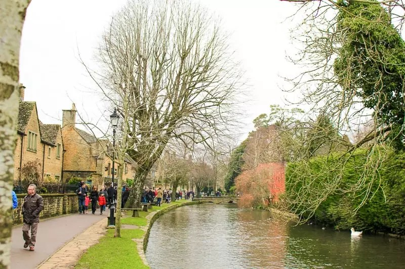 Bourton-On-The-Water, Things to do in the Cotswolds, UK England-15