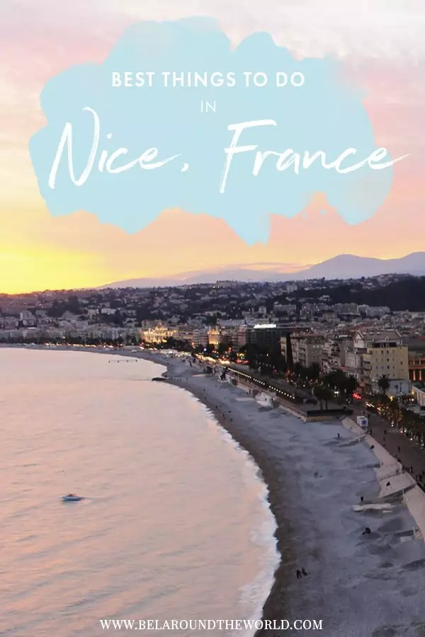 Where is Nice, France located? And what can you do in Nice, France? Get the map of Nice and all the hot places to visit in Nice here! #nice #france #europe