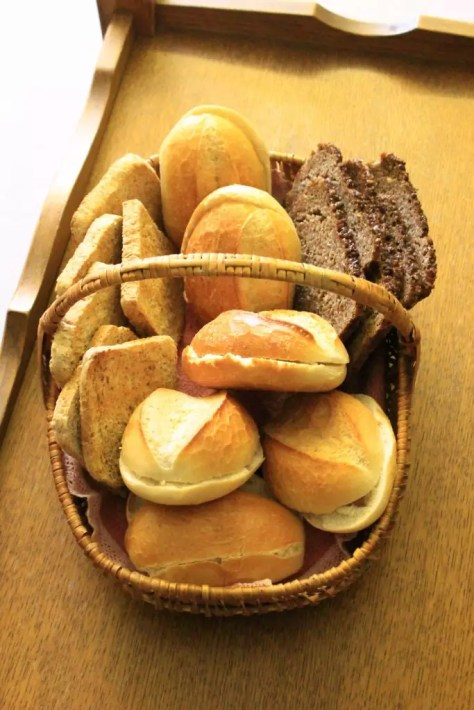 Georgensgmünd Germany bread basket