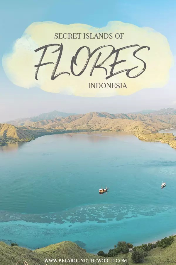Stunning waters, quiet islands, boat life - Experience it only in #Flores, #Indonesia! #komodo #komododragon