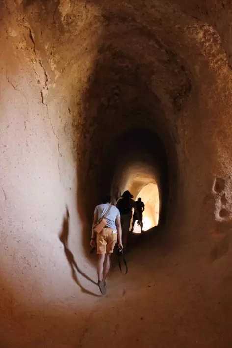 selime cathedral, day tour, things to do in cappadocia turkey