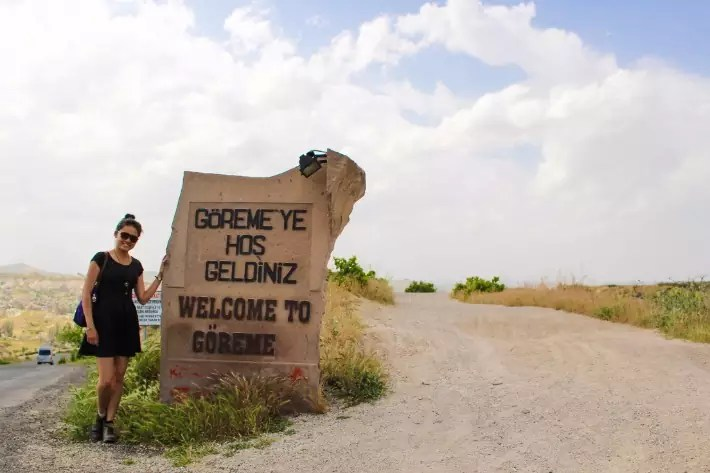 goreme, what to do in Cappadocia, Turkey