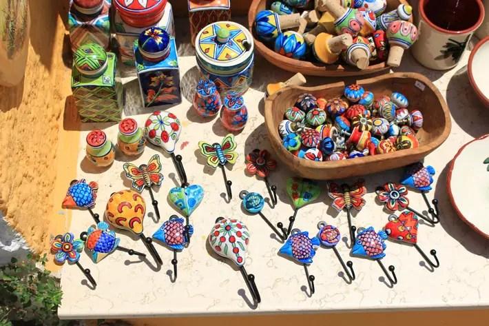 souvenir shopping, Things to Do in Santorini, Greece
