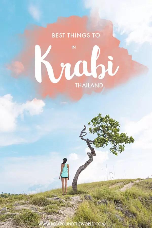 From what to do in #Krabi to where to stay in Krabi and the best beaches in Krabi - get the COMPLETE Krabi guide here! #thailand #travel #thailandtravel