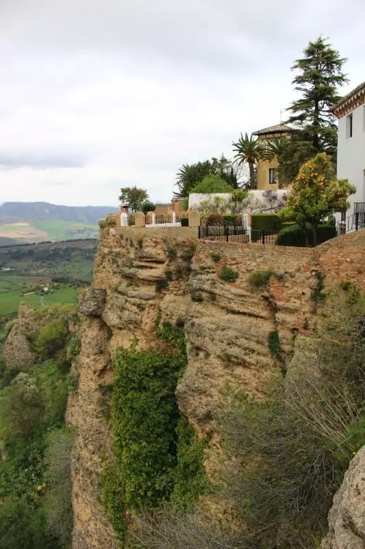 Ronda Spain Mondragon Palace