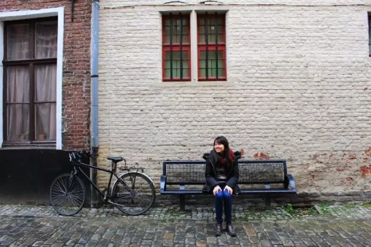 Explore ghent neighbourhoods, belgium