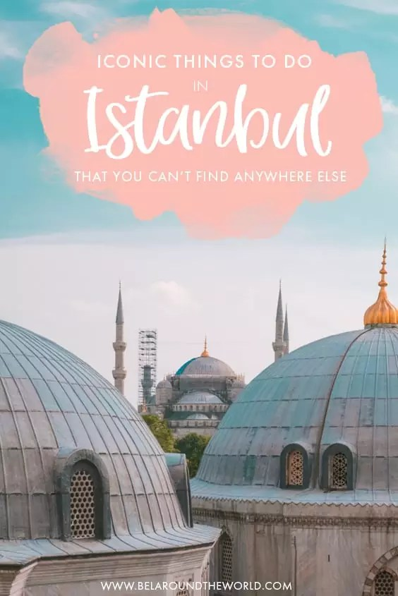 Istanbul has so many attractions - this post highlights the best things to do in Istanbul, #Turkey. Click through to answer your burning questions on what to do in #Istanbul!