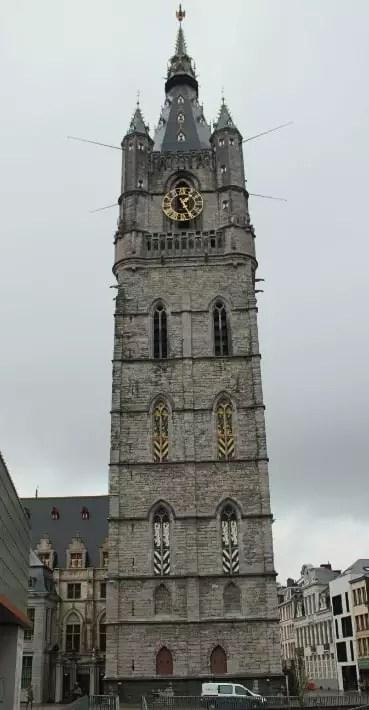 belfry, Best Things To Do in Ghent, Belgium