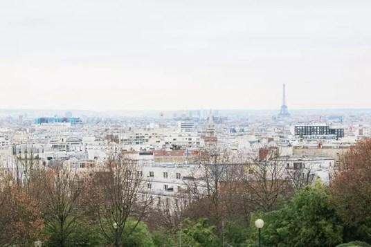 Parc de Belleville, paris arrondissements map, best places to visit in paris