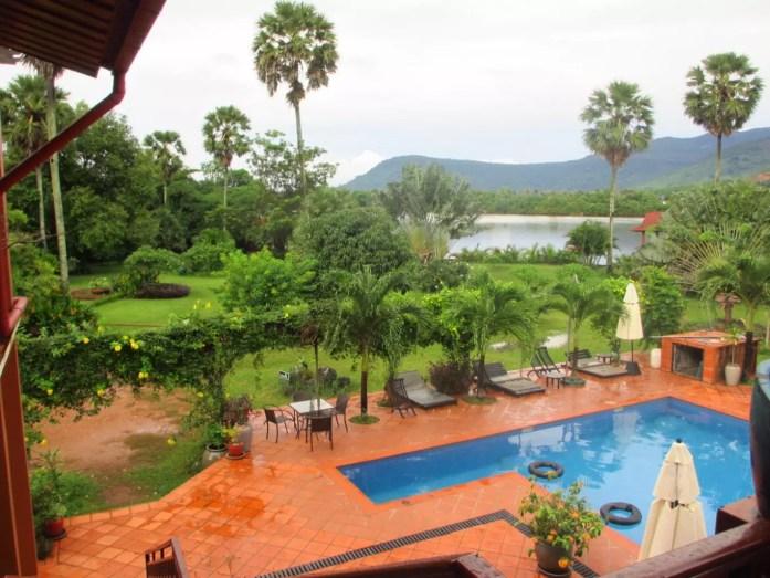 Villa Vedici, Kampot