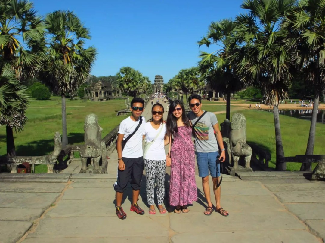 Cambodia temples | Bel Around The World