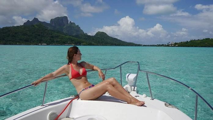 Bora Bora, French Polynesia | Once in a lifetime journey