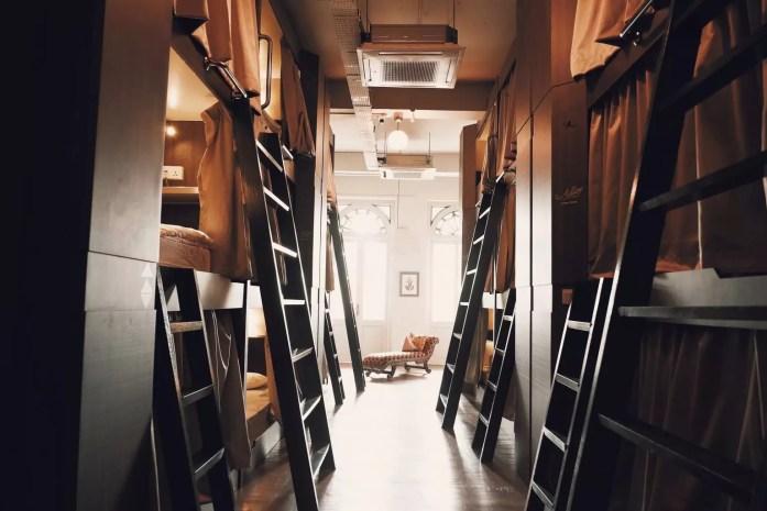 Adler hostel dorm singapore budget hostel student
