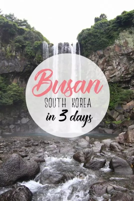 busan itinerary, what to eat in busan south korea, busan attractions, what to do in busan, things to do in busan