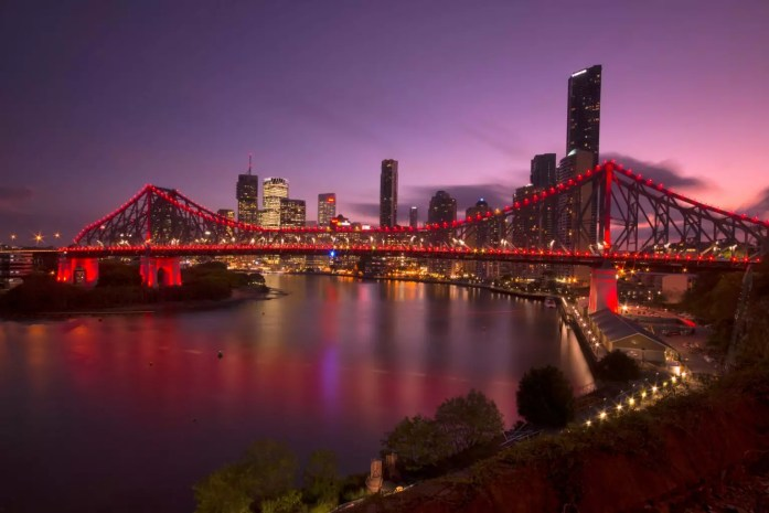 Brisbane; 12 Cities to Celebrate This Christmas