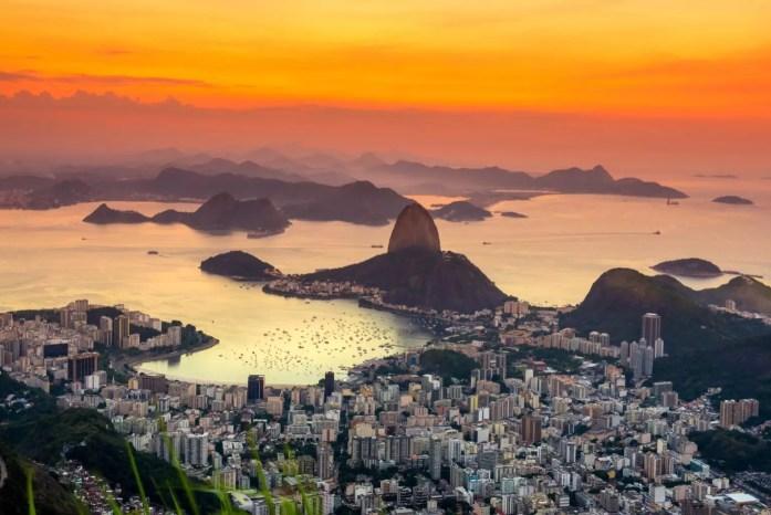 Rio de Janeiro; 12 Cities to Celebrate This Christmas
