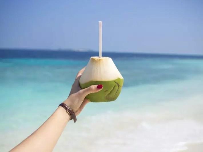 Maldives budget COMO Hotel Cocoa Island coconut
