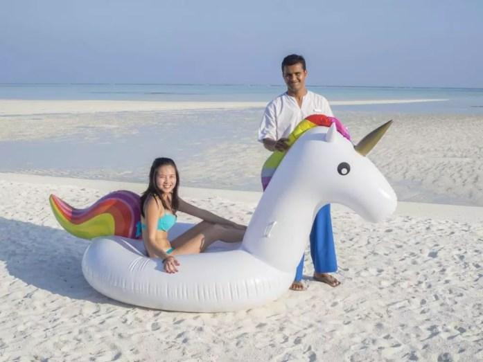 Maldives COMO Hotel Cocoa Island friendly maldivians