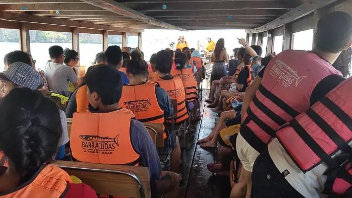 4 island hopping tour boat, things to do in krabi, what to do in krabi, where to stay in krabi