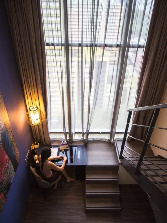 Mercure-Singapore-Bugis-loft-top