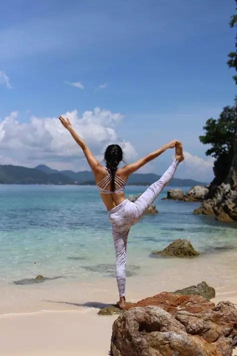 club paradise palawan coron yoga