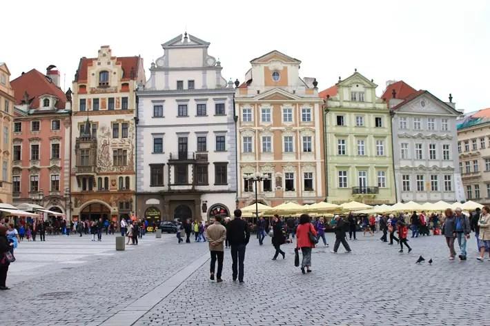 Old Town Square, travelling prague, prague trip
