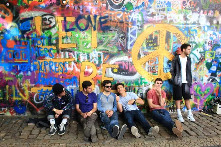 John Lennon Wall, things to know about prague before visiting, places to visit in prague