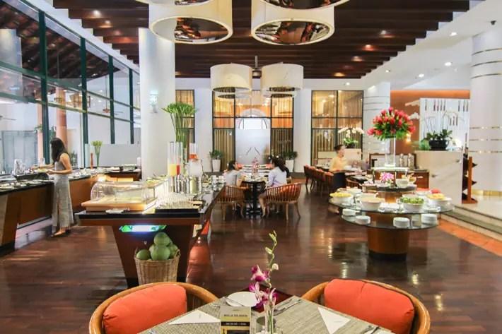 PARKROYAL Saigon restaurant