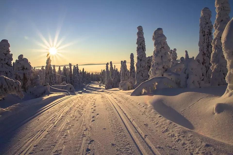 christmas europe finland