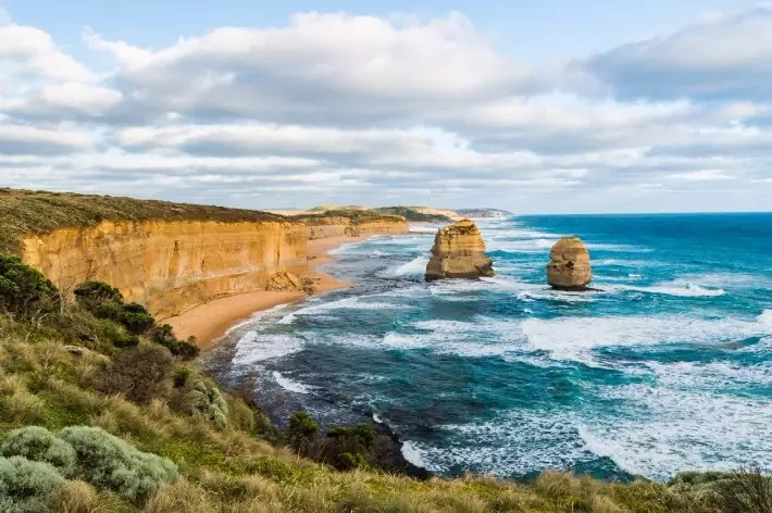 12 apostles great ocean road melbourne australia
