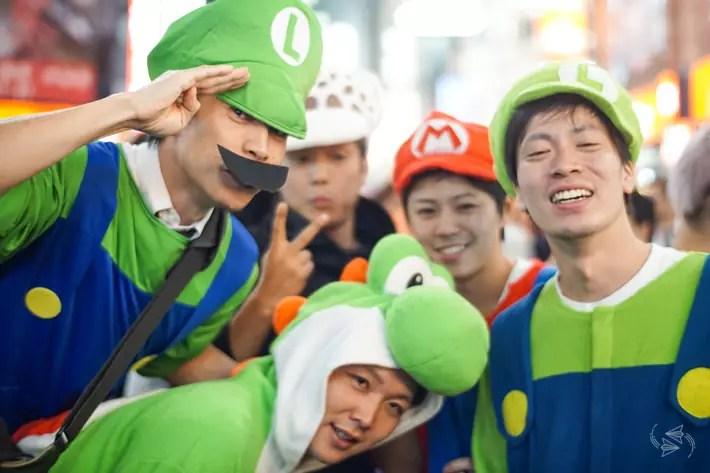 Halloween-tokyo-japan