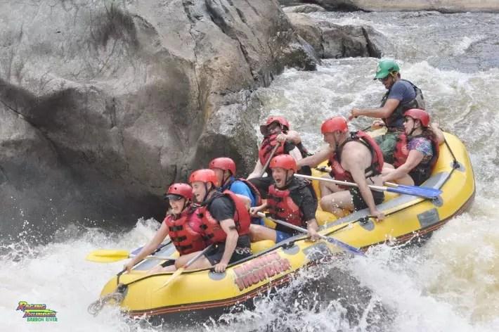 White Water Rafting Cairns Australia