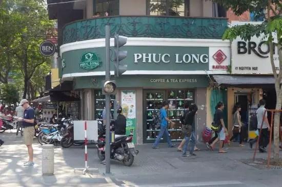 phuc-long-coffee-tea hcm ho chi minh cafe saigon