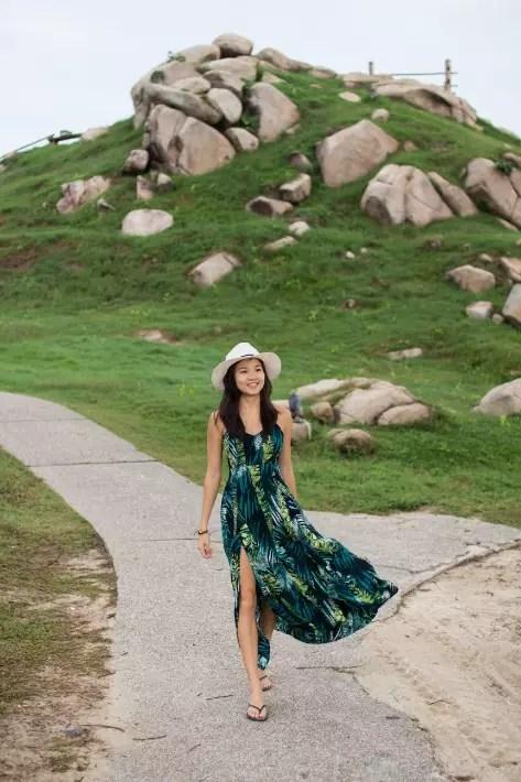 bintan what to do beach tropical walk, bintan travel guide