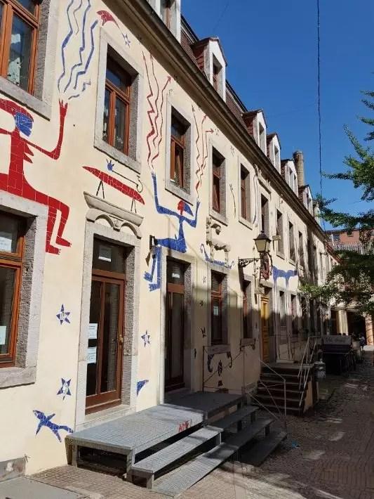 Dresden Neustadt Kunsthofpassage 1, Things to Do in Dresden, Germany